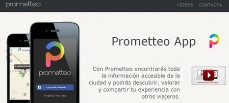 Prometteo, red social de viajes con información exclusiva para personas sordas | Ultimate Tech-News | Scoop.it