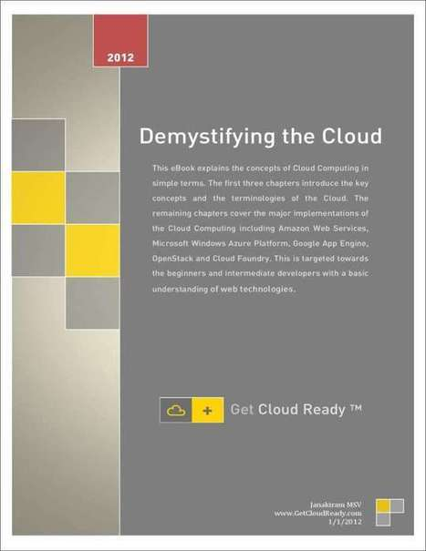 The Concepts of Cloud Computing in Simple Terms | Small Business Resources | Scoop.it