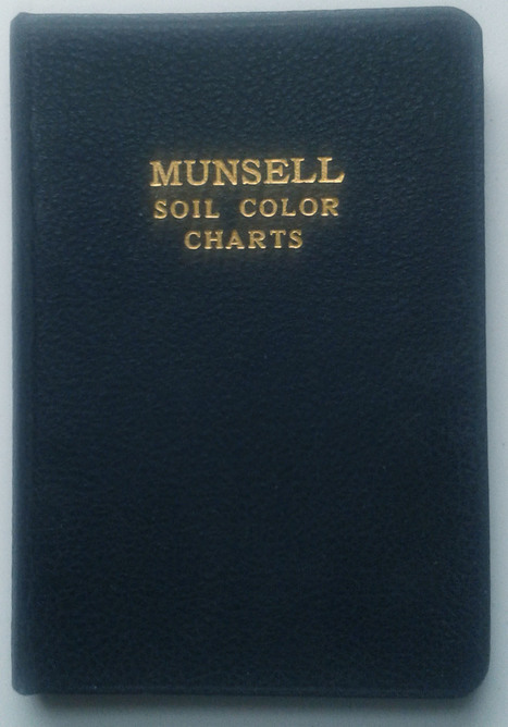 MANUAL: Munsell Soil Color Charts 1954 Edition for CA$130.00 | TEACHER TEACHER | Scoop.it
