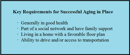 Anticipate the Challenges of Aging in Place | Aging Gracefully in a Village | Scoop.it