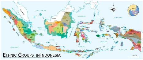 Ethnic groups of Indonesia | Year 6 Geography: Peoples and cultures of Indonesia | Scoop.it