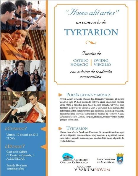 """""""Honos alit artes"""", un concierto de Tyrtarion   LVDVS CHIRONIS 3.0   Scoop.it"""