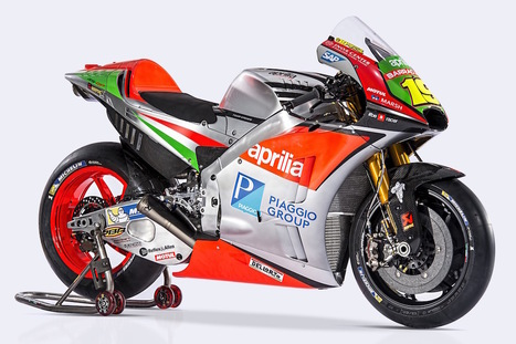 "Aprilia V4 buyers get even more during ""Face the Race"" week 