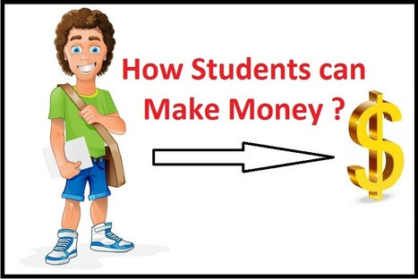 Top 10 Online Part Time Jobs for College Students - Tips For Making Money | Top 10 | Scoop.it