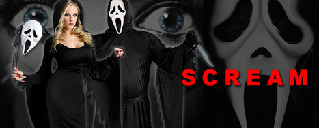 Costumes-halloween : deguisement halloween, maquillage, masque horreur et decoration | Idée de Fête | Scoop.it