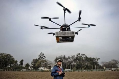 UAS in Peru Study Ancient Ruins | UAS VISION | Ancient Cities | Scoop.it