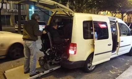 Prendre le taxi avec un handicap : parcours du combattant !   Handicap, Mobilité et Vivre Ensemble   Scoop.it