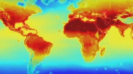 Réchauffement climatique: le futur selon la Nasa | Nicole Pochat | Scoop.it