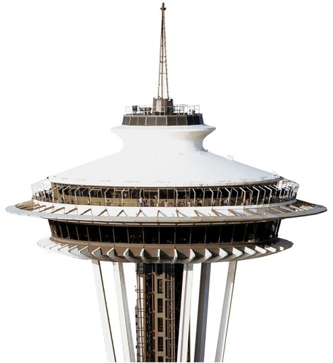 Space Needle | Seattle Observation Deck, View Restaurant & Tourist Attraction | Nickol Seattle | Scoop.it