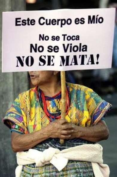 Oficializan ley que sanciona la violencia contra la mujer | Genera Igualdad | Scoop.it