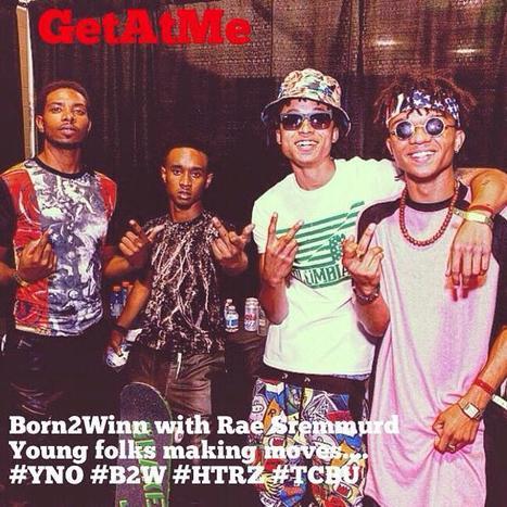 GetAtMe Born2Winn with RaeSremmurd #YNO #YFMM #HipHop | GetAtMe | Scoop.it