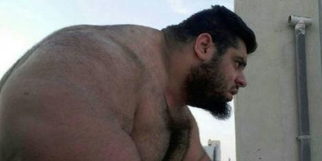 Dites bonjour à Sajad Gharibi, le Hulk iranien | Ce qu'il ne fallait pas rater ! | Scoop.it