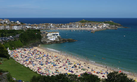 St Ives beats the best of Spain, France and Italy in list of top beach resorts - The Guardian | Movin' Ahead | Scoop.it