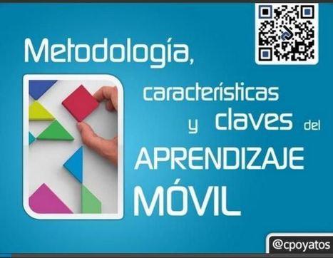 Aprendizaje Móvil - Metodología y Características Clave | Presentación | Educacion, ecologia y TIC | Scoop.it