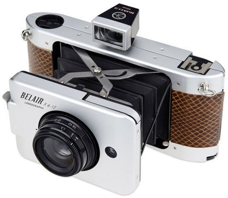 Lomography announces Belair X 6-12 bellows camera | Photography News | Scoop.it