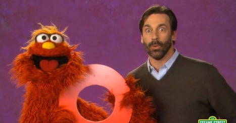 O Look! Jon Hamm Can Teach You About the Letter 'O' | onlinecomm | Scoop.it