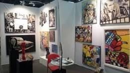 Nantes art Fair 2015 | Tarek artwork | Scoop.it