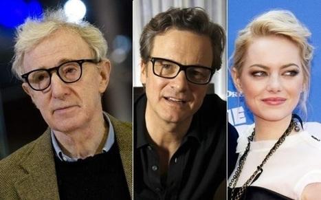 Woody Allen grabará película en Francia con Colin Firth y Emma Stone | producción audiovisual | Scoop.it