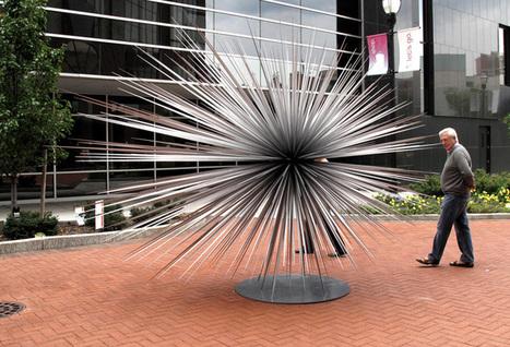Norman Mooney: Star No.1 | Art Installations, Sculpture, Contemporary Art | Scoop.it