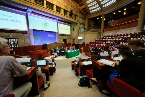 """Suite de la Conférence environnementale, feuille de route pour la transition écologique """"50 mesures pour l'écologie""""   Energies Environnement Innovations   Scoop.it"""