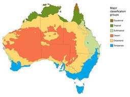 Australian weather and seasons – a variety of climates | australia.gov.au | Science | Scoop.it