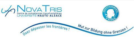 Journées NovaTris: 25 et 26 novembre 2015, Université de Haute-Alsace, MulhousE | IDEFI: Initiatives d'excellence en formations innovantes | Scoop.it