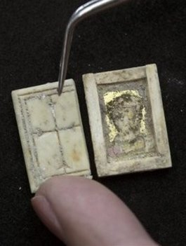 Elder of Ziyon: Miniature Christian prayer box found in Jerusalem   Christian News   Scoop.it