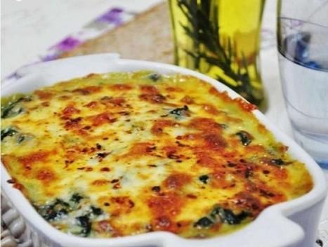 Oktay Usta Yemek Tarifleri: Ispanak Graten Tarifi | Katmer Poğaça Tarifi | Scoop.it