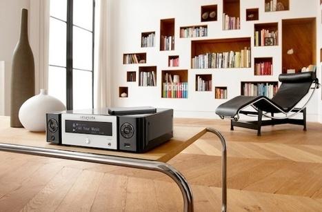 Marantz Melody Stream et Media : deux minichaînes réseau et sans-fil de conception audiophile | ON-TopAudio | Scoop.it