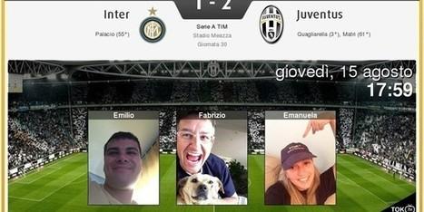 Tok.tv arriva in Italia e lancia Juventus Live | Social Media | Scoop.it