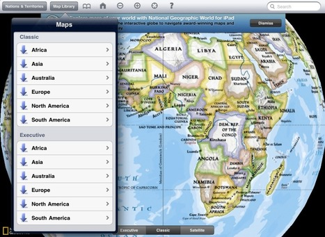 48 iPad Apps for Teaching and Learning Geography / Earth Science | Geography learning | Scoop.it