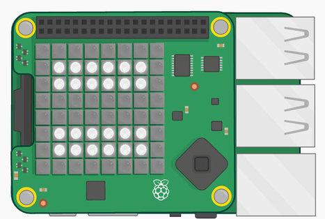 Raspberry Pi Sense Hat Emulator : Put a Pi on your iPad   Arduino, Netduino, Rasperry Pi!   Scoop.it