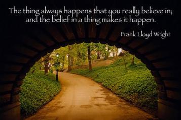 To achieve you must believe. Believe in yourlibrary.   LibraryLinks LiensBiblio   Scoop.it