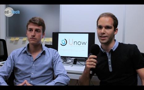 Interview de Yannick Petit et Jérémie Sicsic de Unow - ed-Tech.fr | MOOC Design | Scoop.it