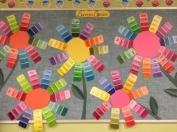 Creative uses for paint chips | Assistive Technology In Education | Scoop.it