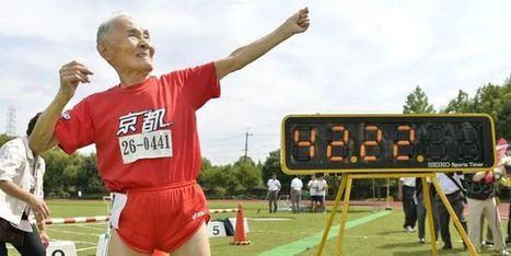Faire du sport à 100 ans, la performance ultime ?   Choisir et courir by Kelrun.fr   Scoop.it