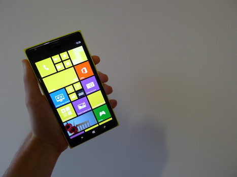 Nokia Lumia 1520: This enormous smartphone offers the best all-round Windows Phone 8 experience | Mobility Flurry | Scoop.it
