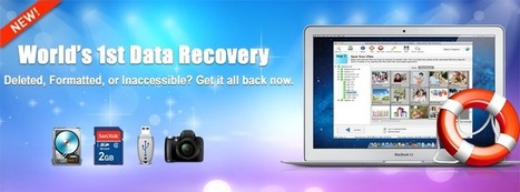 Best Mac File Recovery, recover lost or deleted files on Mac OS X. | AppleXsoft File Recovery | Scoop.it