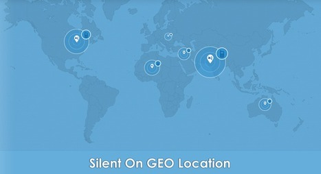 Silent On GEO Locations: where you can set your mobile to go silent | Android & IOS  Application Development | Scoop.it