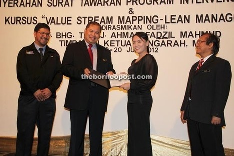 Malaysian consultant equates Lean with VSM | lean manufacturing | Scoop.it