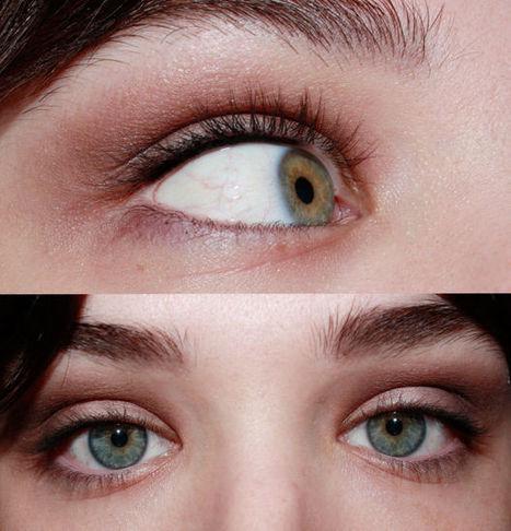 Le Regard Maquillage Yeux De Biche Qui Rend Mes Yeux POP | Maquillage | Scoop.it