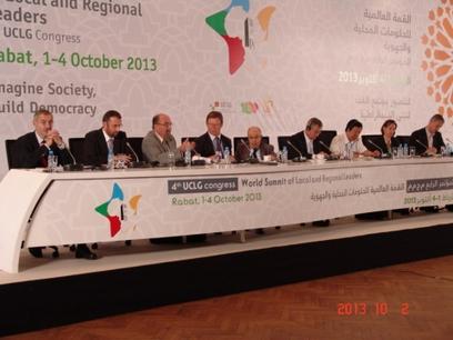 CGLU 2013 : Quel futur pour nos Cités? | UCLG World Summit and Congress | Scoop.it