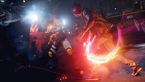 inFamous Second Son s'offre une dernière salve de visuels avant sa sortie | Actu PS4 | Scoop.it