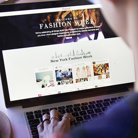Pinterest Launches Hub for New York Fashion Week | Everything Pinterest | Scoop.it