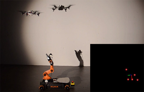 Automaton's Video Friday returns with a bang! | IEEE Spectrum | Cultibotics | Scoop.it