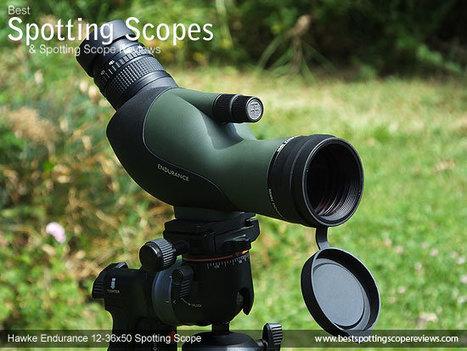 Hawke Endurance 12-36x50 Spotting Scope Review | World of Optics | Scoop.it