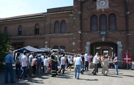 «Tanta voglia di riprendersi la città»  A Pavia l'open day dell'Arsenale | Conetica | Scoop.it