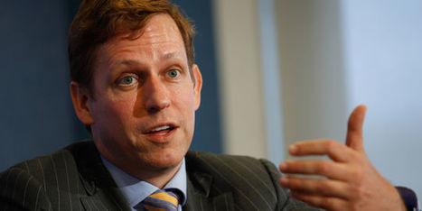 Peter Thiel, administrateur historique de Facebook, cède la majorité de ses actions   Antisocial   Scoop.it