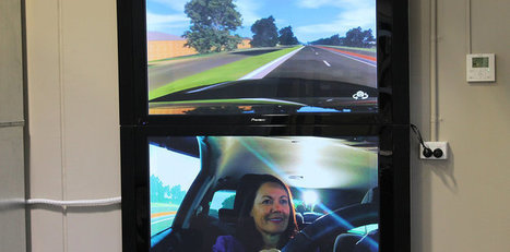 Curtin University opens advanced driving simulator for road safety research | CarAdvice | Augmented, Alternate and Virtual Realities in Higher Education | Scoop.it