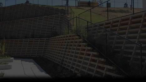 Toowoomba Crib Wall Project   Concrib Brisbane   Business   Scoop.it